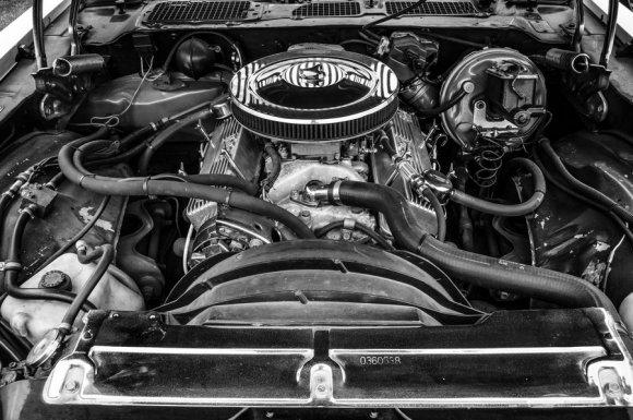 Professionnel pour l'expertise d'un moteur de voiture de collectionLyon